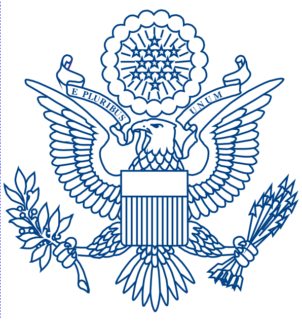 Us Embassy Seal Jaagruti Waste Paper Recycling Services In Delhi Ncr