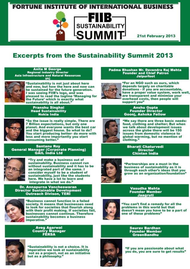 FIIB Sustainability Summit 21 Feb 2013 (3)